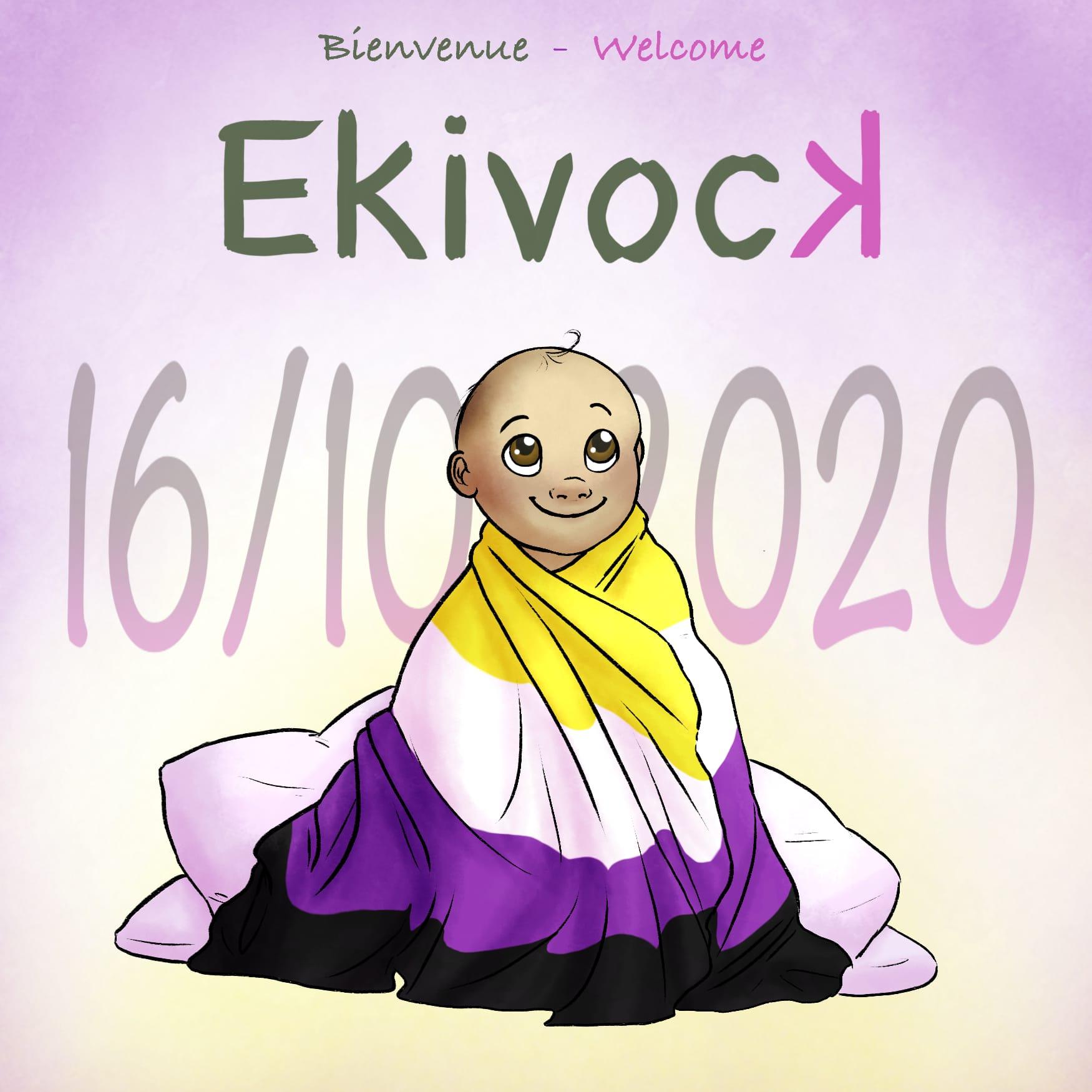 Naissance d'Ekivock