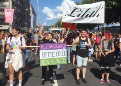 ®Fédération romande des associations LGBTIQ+